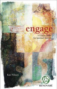 Cover of book: Engage-Pastel brush strokes