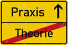 Yellow Sign says: Praxis, Theorie